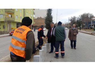 Ereğli'de Çevre Düzenleme Çalışmaları Sürüyor