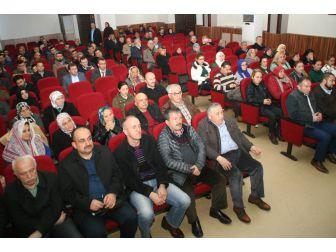 Devrek Belediyesinden Çanakkale Konferansı Etkinliği