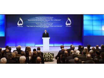 53 Ülkeden Devlet Görevlileri 5'inci Küresel Bakü Forumu'nda Buluşuyor