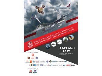 Güney Anadolu Savunma Havacilik Ve Uzay Sistemleri Yerlileştirme Zirvesi