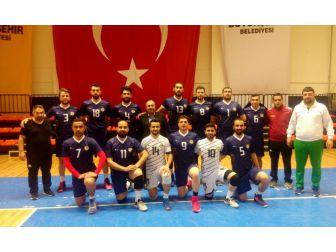 Cizre Belediyesi Voleybol Takımında Hedef 1. Lig