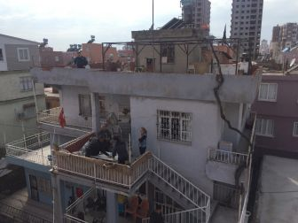 Adana'da Patlama: 3 Yaralı