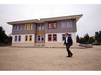 Başkan Subaşıoğlu, Anaokulunda İncelemelerde Bulundu