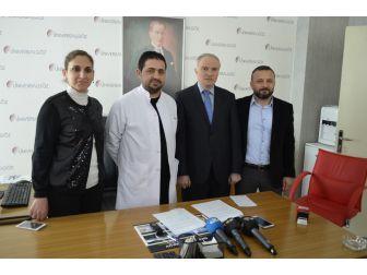 Basın Mensupları Hastaneden İndirimli Yararlanacak