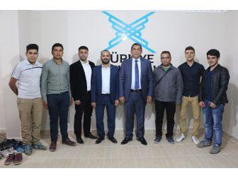 Başkan Atilla, Gençlerle Bir Araya Geldi