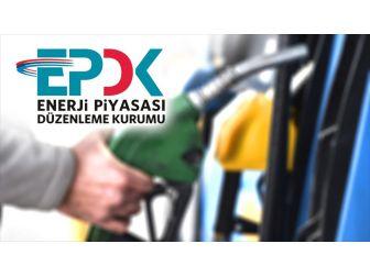 Epdk'dan 6 Akaryakıt Şirketine 2,1 Milyon Lira Ceza