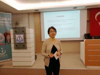 Mmo'da Akılcı İlaç Kullanımı Semineri Düzenlendi