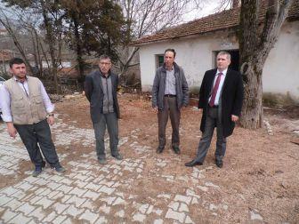 Çan Kaymakamı Karataş Eskiyayla Köyünü Ziyaret Etti