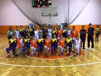Bağlar'ın Kadın Basketbol Takımı Anadolu Şampiyonasına Katılacak