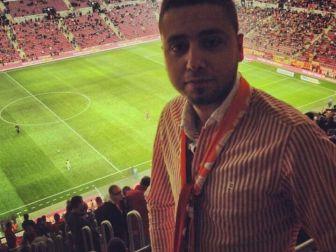 Konyaspor'a Galatasaraylı Yönetici