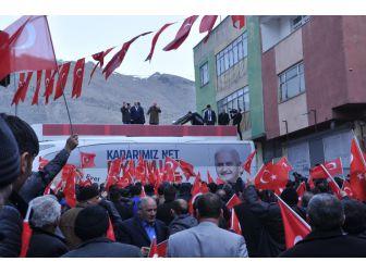 Sağlık Bakanı Akdağ, Pasinler'de