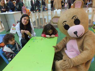 Forum Kapadokya Çocuk Kulübü Hafta Sonunda Çocukları Ağırlayacak