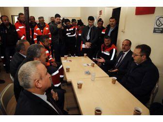 Başkan Duruay, Milletvekili Aydın İle Referandum Turunda