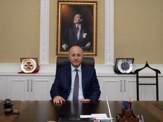 Vali Azizoğlu'ndan 18 Mart Mesajı