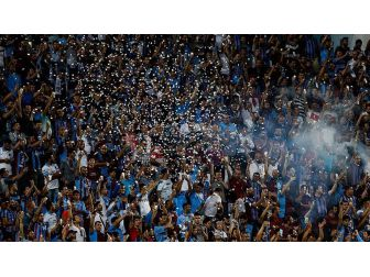 Trabzonspor'dan Taraftarlarına Uyarı