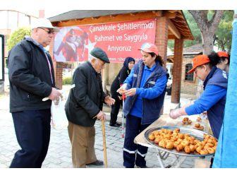Söke Belediyesi Çanakkale Zaferi Ve Şehitleri Unutmadı