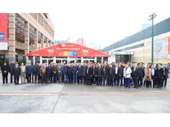 Kayso Endüstriyel Otomasyon Fuarına 80 Sanayici İle Çıkarma Yaptı