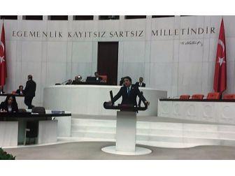 """Milletvekili Aydemir: """"Erzurum, Tarih Yazan Bir Kenttir"""""""