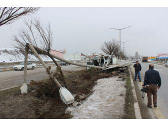 Muş'ta Kaza: 3 Yaralı