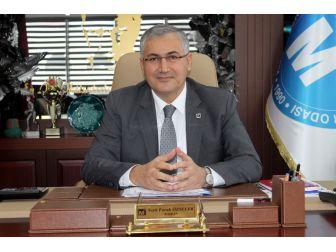 Konya Smmmo Başkanı Özselek'ten '18 Mart' Mesajı