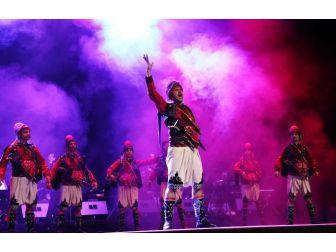 Gaün'de Türk Halk Müziği Konseri Ve Halk Oyunları Gecesi