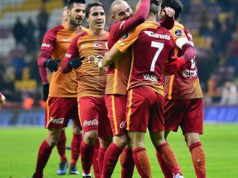 Galatasaray, Son 6 Trabzon Deplasmanında 1 Yenilgi Aldı