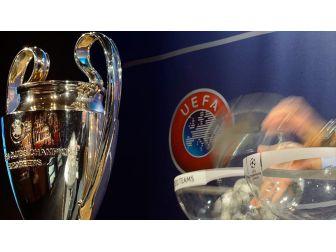 Şampiyonlar Ligi'nde Çeyrek Final Kuraları Çekildi