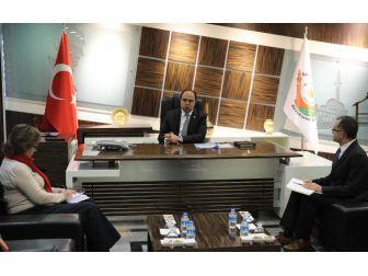 Birleşmiş Milletler Temsilcisi İrena Sollorano'dan Türkiye'ye Yönetim Övgüsü