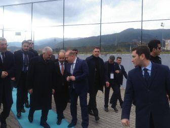 Tso Başkanı Özcan, Başbakan Ve Sanayi Bakanından Osb İçin Destek İstedi
