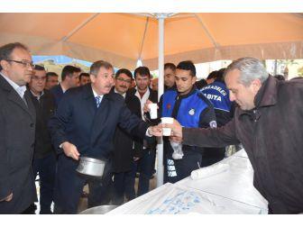 Şehzadeler Belediyesi Çanakkale Ruhunu Yaşattı