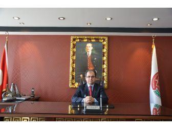 Baro Başkanı Han'dan 18 Mart Çanakkale Zaferi Kutlaması