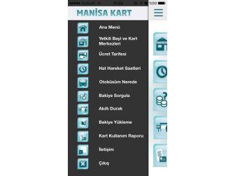 Manisa Kart App Store'da