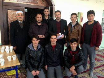 Sorgun'da Öğrenciler Çanakkale Şehitleri İçin Mevlit Okuttu