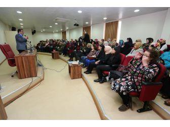 Ko-mek Kursiyerlerine Mutlu Aile Eğitimi