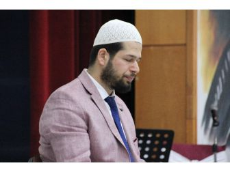 Şehitler, Hatay Kültür Merkezi'nde Kuran Tilaveti İle Anıldı