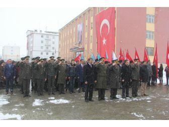 Çaldıran'da Çanakkale Şehitleri Anma Programı Düzenlendi