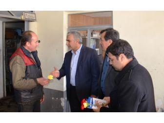 """Ak Partili Ağralı: """"Konya'da Çok Güçlü Bir 'Evet' Çıkacak"""""""