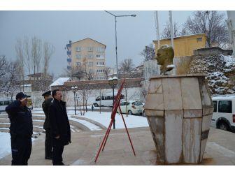 Bitlis'te Çanakkale Zaferinin 102 Yıl Dönümü Etkinlikleri