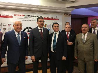 """Bakan Tüfenkci: """"Kosgeb Aracılığıyla Esnafa 11 Milyar Tl'lik Kaynağı Faizsiz Olarak Verdik"""""""