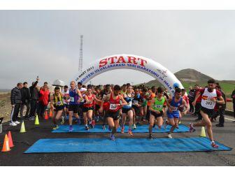 Batman'da Yarı Maratonu Düzenlendi
