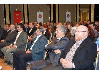 Öz Finans İş Sendikasından Varlık Fonu Toplantısı
