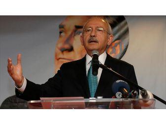 Chp Genel Başkanı Kılıçdaroğlu: Referandum Bir Anaya Değişikliği Oylamasıdır