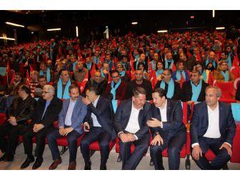 """Memur-sen Genel Başkanı Ali Yalçın, """"Anayasa'ya İlk Defa Cerrahi Bir Müdahale Var"""""""