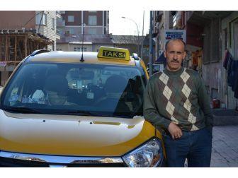 Erzurum'da Taksi şöförü Cafer İncesu kazada öldü