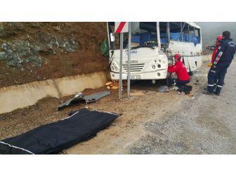 Bursa'da Sis Faciası: 2 Ölü
