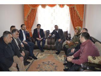 Başbakan Yıldırım Nevşehirli Engelliye Akülü Sandalye Hediye Etti
