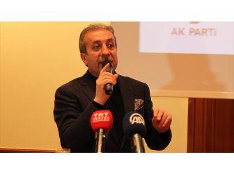 Ak Parti Genel Başkan Yardımcısı Eker: Türkiye Güçlü Olursa Siz Burada Daha Güçlü Olursunuz