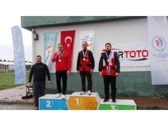 Beytullah Balkancı Şampiyon Oldu