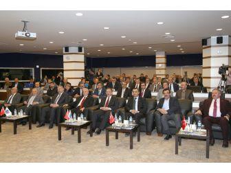 Kayso Mart Ayı Meclis Toplantısı Bakan Özhaseki'nin Katılımı İle Yapıldı