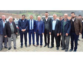 Boşnak Gazeteciler Çataltepe Köyünde Buluştu